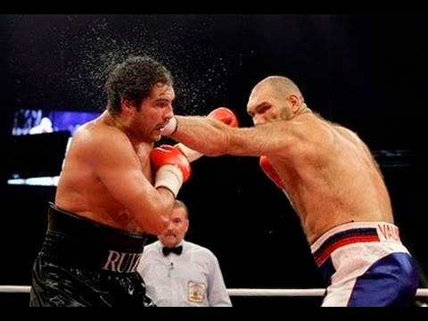 2008 08 30 Nikolay Valuev vs John Ruiz
