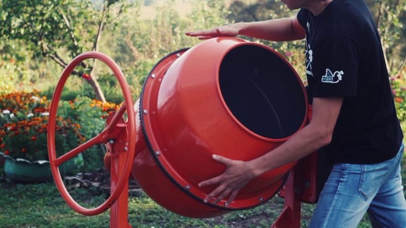 ИГРА НА БЕТОНОМЕШАЛКЕ МУЗЫКА НА БЕТОНОМЕШАЛКЕ Cement Mixer music NEW HANG DRUM