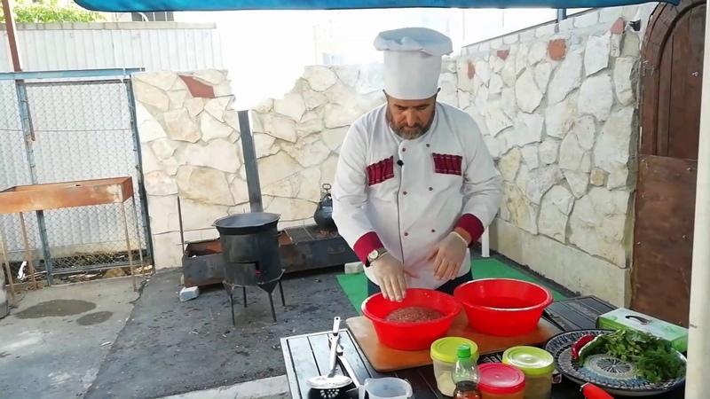 Как приготовить Кюфта ПО ЭЧМИАДЗИНСКИЙ Полба Ачар в Афганском казане is preparing an Armenian