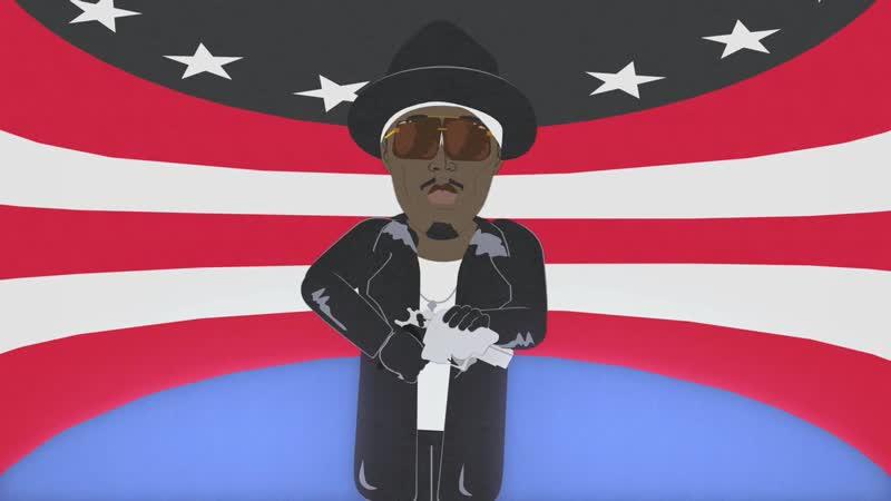 Puff Daddy Vote or Die South Park Пафф Дэдди Голосуй или Сдохни Южный Парк