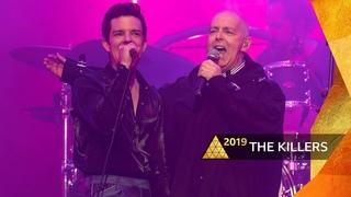 The Killers - Always On My Mind (ft. Pet Shop Boys) (Glastonbury 2019)