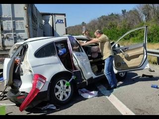 Дальнобойщик устроил  массовое ДТП на трассе М-4. Скончался 12-летний ребенок