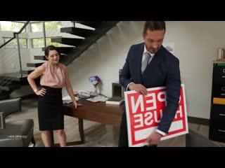 Hustl3r Petra Blair - Creampied My Secretary Hustler Busty Babe POV Creampie Cumshot Hardcore