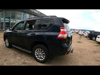 2015 Toyota Land Cruiser Prado  (282HP) ТЕСТ-ДРАЙВ