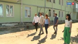 Новые крыши и фасады: в Ельце продолжается капитальный ремонт многоквартирных домов