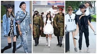Mejores Street Fashion Tik Tok | Thời Trang Đường Phố Trung Quốc #13