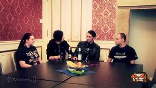 Echozone TV -  - Interview mit Stahlmann auf dem Castle Rock Festival 2013