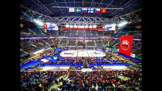 «Русская классика 2019» на «Газпром Арене». Сборная России vs Сборная Финляндии