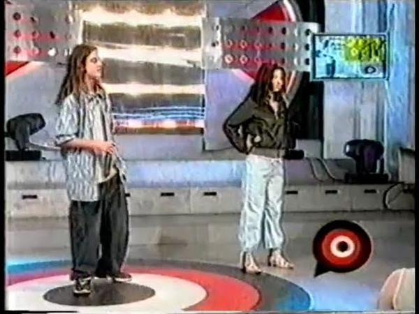 Децл и Кнара на MTV Тотальное шоу 2003