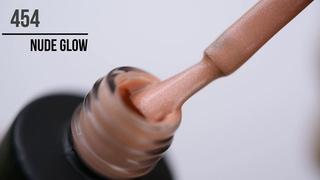 Трехфазный гель-лак Patrisa Nail №454 коллекция Nude Glow