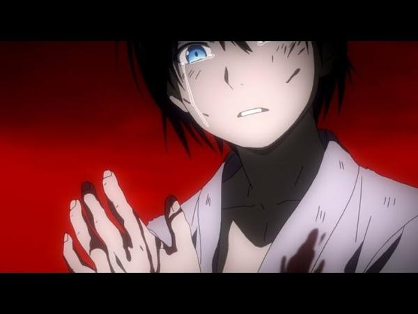 Noragami Yato Dark Side Темная сторона Ято Бездомный Бог
