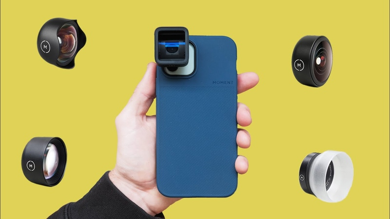 Moment Lenses For iPhone 12 and iPhone 12 Pro