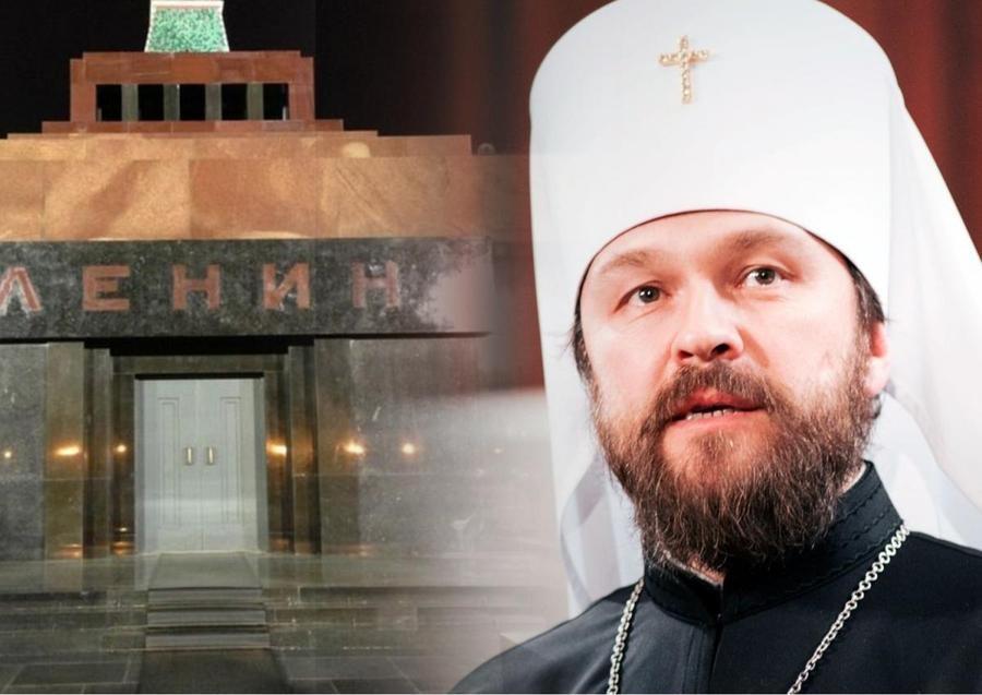 Сергей Обухов про митрополита Иллариона и музеи на месте могил Ленина, Петра Великого или Иоанна III