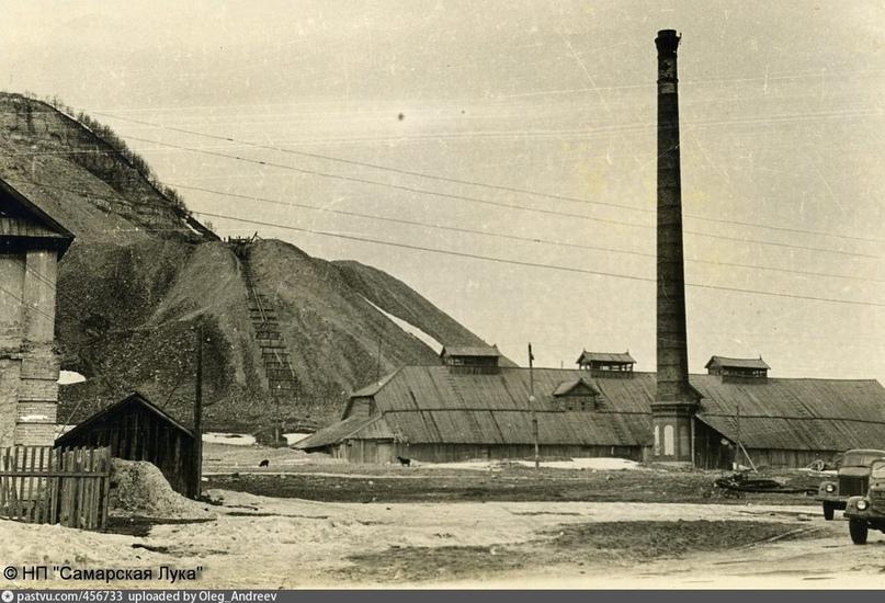 Известковый завод и Поповой горы