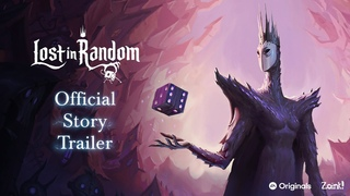 Lost in Random – Official Story Trailer