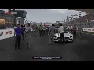 F1 2020 Zandvoort   Race ,100% RACE + COCKPIT + NO HUD + NO ASSISTS)