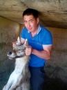 Персональный фотоальбом Алиби Усербаева