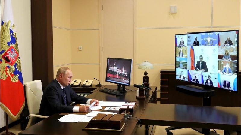 Бесконтрольное выкачивание денег Путина возмутила ситуация с шиханом Куштау