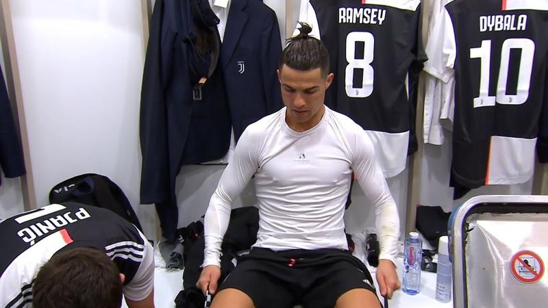 Cristiano Ronaldo Vs AC Milan Away HD 1080i 13 02 2020