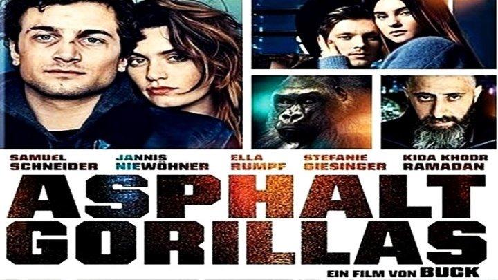 Асфальтовые джунгли / Asphaltgorillas (2018) - Боевик, Драма, Комедия, Криминал