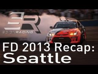 Formula Drift 2013 Recap: Seattle