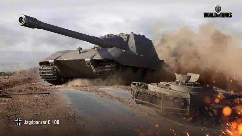 World of Tanks Ночной рандом сбиваем х2