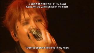 FT ISLAND-LAST LOVE SONG live (eng,rom,kanji)