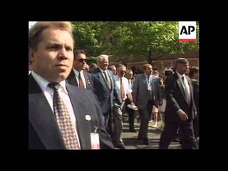 CANADA: HALIFAX: G7 SUMMIT: UPDATE
