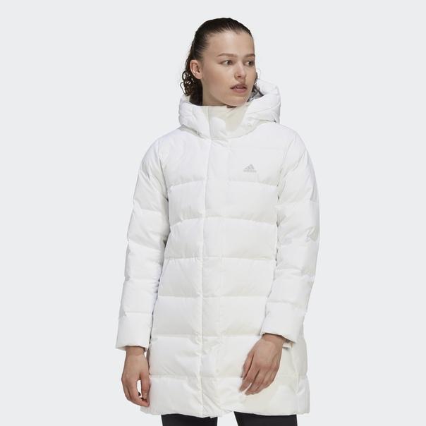 Длинная куртка-пуховик image 1