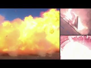 Испытания прототипа космического корабля Starship, предназначенного для полетов на Марс, завершились взрывом