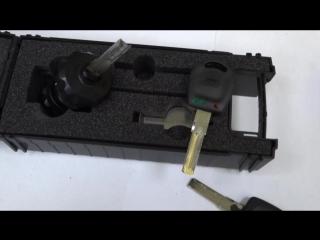 TURBODECODER.Автомобильные отмычки Автомобильные отмычки LISHI Автомобильные отмычки - декодер (SMART) 2в1 Автомобильные отмычки