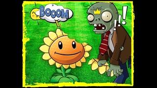#3 Зомби Против Растений (Plants vs. Zombies) level 3-1,3-2,3-3,3-4,3-5,3-6,3-7,3-8,3-9,3-10