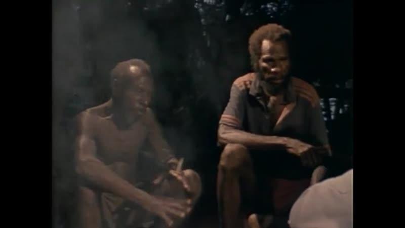 18 1989 Папуа Новая Гвинея II Река людей крокодилов Подводная одиссея команды Кусто