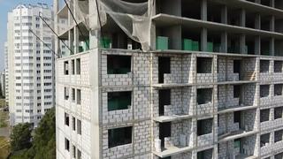 Ход строительства жилого комплекса Гармония в городе Орле на улице Раздольной д.29 июль 2021 год