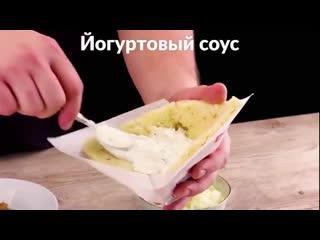 Домашнии Донер-кебаб, как вам рецепт