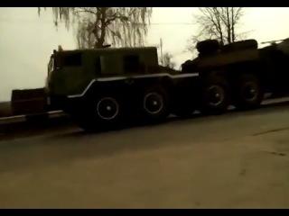 Станица Луганская прямо сейчас: Огромная колонна танков и бронетехники! Новости Украины Сегодня.