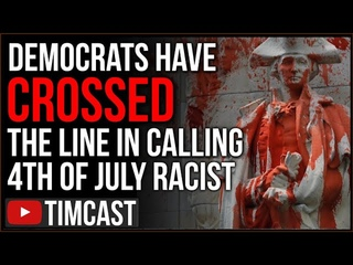 Democrats Have Crossed The Line SMEARING The 4th Of July And Mt. Rushmore, Panic Then Delete Tweet