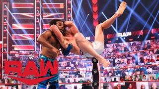РИДДЛ ПРОВОДИТ РКО // WWE RAW