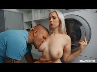 Roxy Risingstar (Lust & Laundry) [2020, Bubble Butt, Big Tits, Cum on Tits, Cum Shot, POV, Deep Throat, Titty Fuck, 1080p]