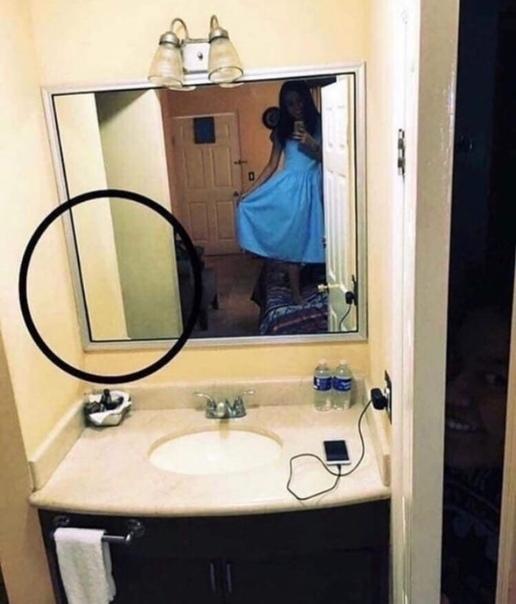 Девушка опубликовала обычную фотографию в соцсетях Но она буквально ужаснула ее подписчиков.