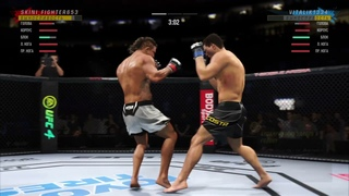 VBL 59 Middleweight Vitor Belfort vs Paulo Costa