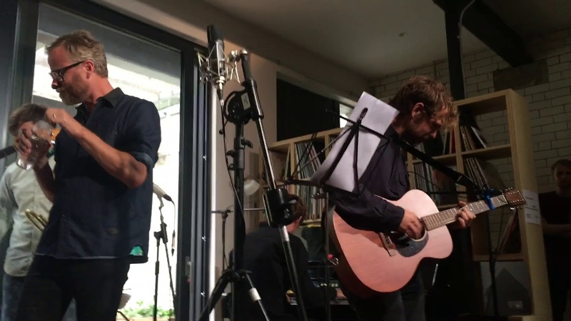The National The System Only Dreams In Total Darkness @ Sofarsounds Edinburgh 09 20 17