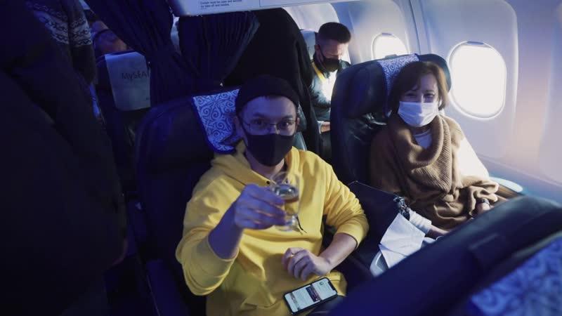 Путешествие в Актау во время пандемии