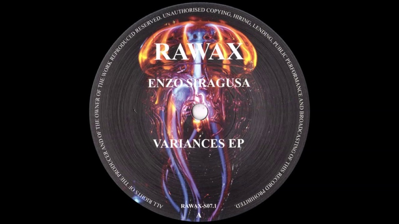 Enzo Siragusa - Contrast [RAWAX007S1]