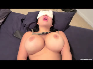 Crystal Lust  I Woke Up My Big Ass Step Sister With My Dick