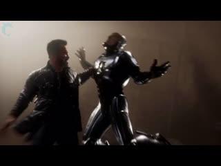 Робокоп в Mortal Kombat