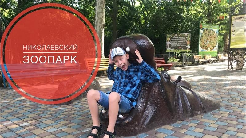 Николаевский зоопарк. Миколаївський зоопарк. ZOO. Николаев. 2019