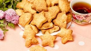 Простой Рецепт ТВОРОЖНОГО Печенья !Печенье из ТВОРОГА !Такой ТВОРОГ Едят ВСЕ ДЕТИ!!! Без ЯИЦ!