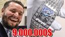 Jacob Co Billionaire Watch in Dubai 📍