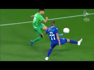 Чемпионат Израиля : Топ - плей - офф ; Премьер - лига сезон 2020/2021 27 тур  «Маккаби» Хайфа 1 - 1 «Маккаби» Петах - Тиква